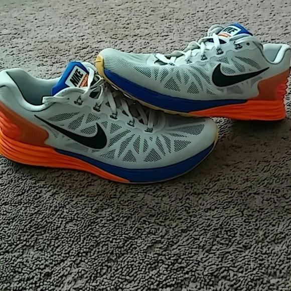 Kvinners Nike Lunarglide 6 Størrelse 10,5