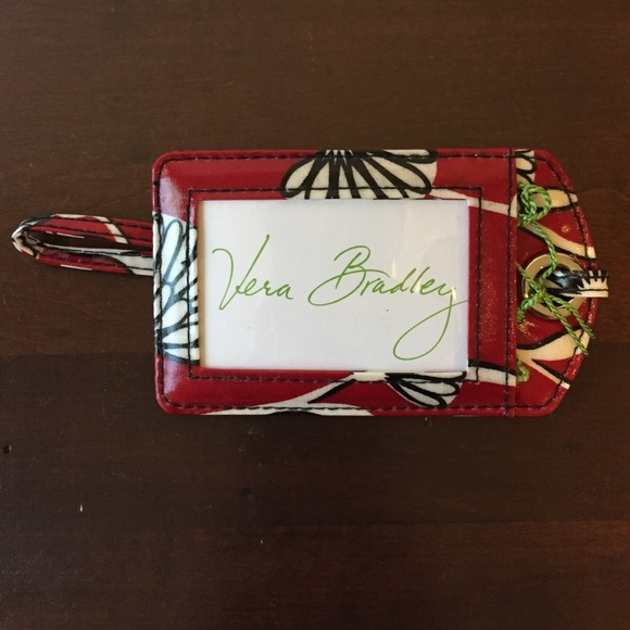 The Deco Haus Tagged Color Red: 66% Off Vera Bradley Accessories