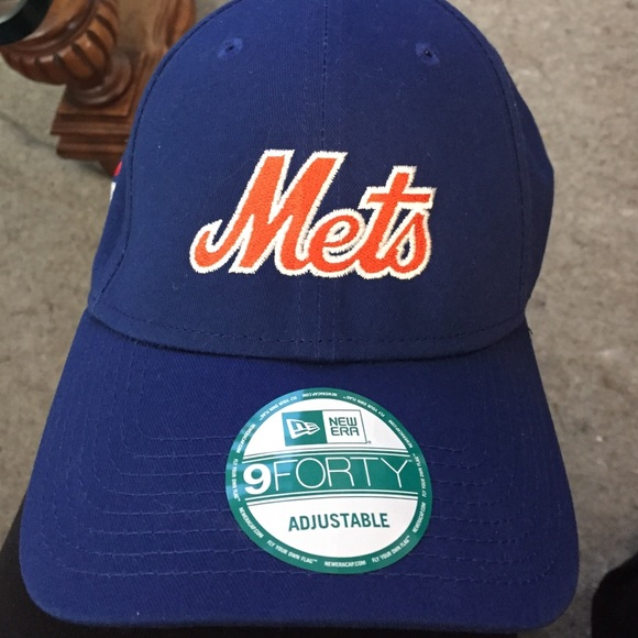 New Era Accessories - Never worn Mets New era hat b644f427dc06