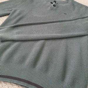 RVCA Other - SALE! EUC Green RVCA Sweater - Small