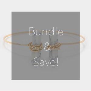 Bundle & Save or Offer!
