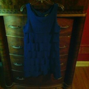 Florence Eiseman Other - Blue tiered ruffle elegant party dress