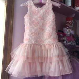 Zunie pink dress!