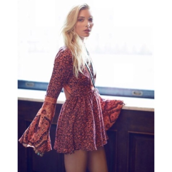 e4f0fb636eed Free People Once Upon A Summertime Boho Romper