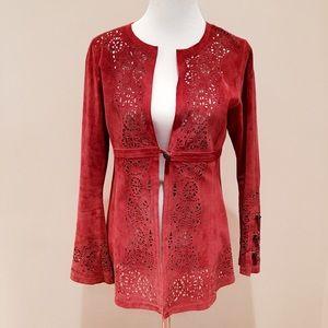 Vintage Mifresia Suede Jacket