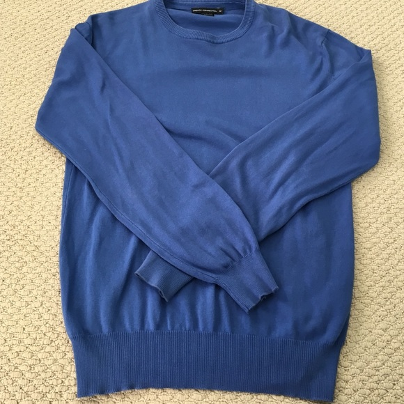 SALE! EUC French Connection Royal Blue Sweater