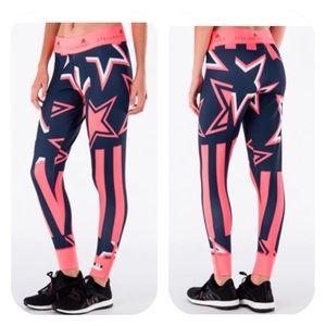 Adidas da stella mccartney pantaloni nwt adidas stella dello sport in calzamaglia