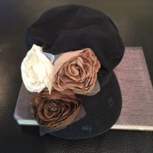 Gabriella Rocha Accessories - Military Style Hat