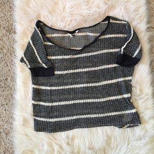 Loose knit roxy shirt