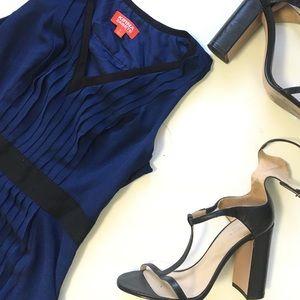 Kirna Zabete Dresses & Skirts - Beautiful blue and black dress sz 2