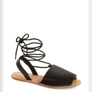 Topshop Holly Lace up Sandal