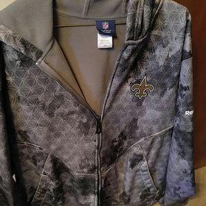 b64175e4e Reebok Jackets   Coats - Reebok NFL Sideline jacket New Orleans Saints