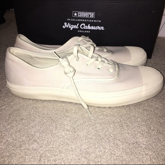 a4281d5c27106c Converse x Nigel Cabourn Sneakers (Men s Size 12)