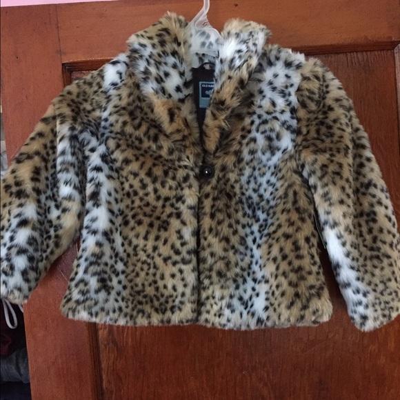 901bc7682 Old Navy Jackets & Coats | Nwt Toddler Girls Faux Fur Coat | Poshmark