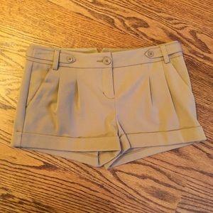 SALE EXPRESS Tan Shorts