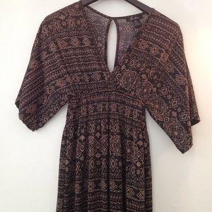 5th & love Dresses & Skirts - 🆕Long Tribal dress