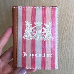 Juicy Couture passport holder