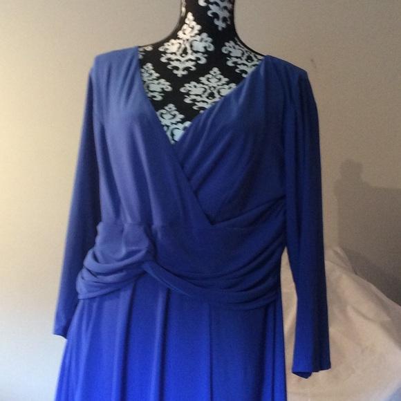 75% off Bella Blue Dresses & Skirts - Bella Blue Blue Dress from ...