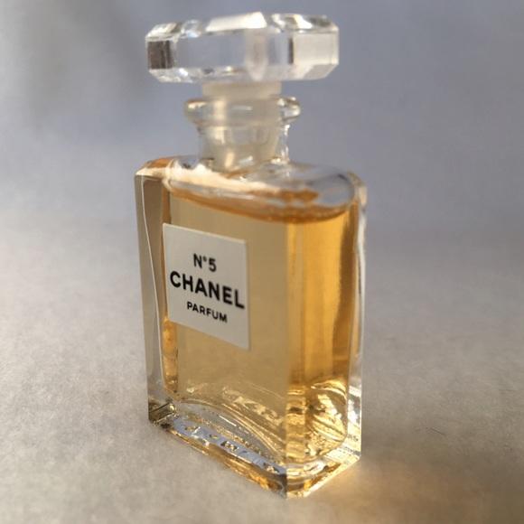 Chanel Makeup No 5 Perfume Mini Parfum Miniature 35 Ml Poshmark
