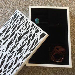DVF for Target jewelry box