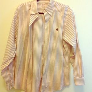 Brooks Brothers Other - Brooks Brothers Men's Striped Button Down