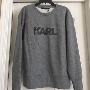 Karl Sweatshirt Size XL