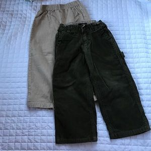Osh Kosh Other - 2 Pairs Corduroy Pants