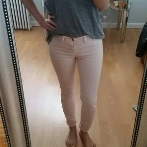 J Brand Pants - J Brand Light Pink Pants