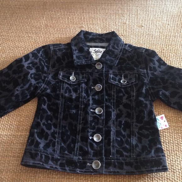 9db46adb1b Justice Other - Sale! New! Justice Premium Black Denim Jacket