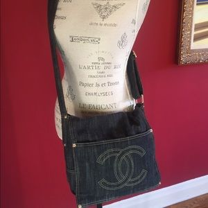 Authentic Chanel bag.