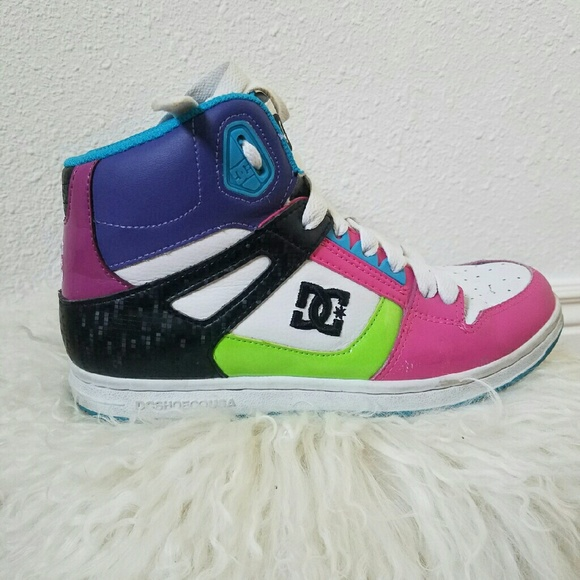 Dc High Tops Skate Shoes | Poshmark