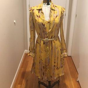 Carolina Herrera Dresses & Skirts - Authentic Carolina Herrera 2 p. silk dress/jacket