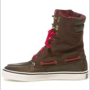 Sperry Top-Sider Shoes - Sperry Top Sider Brown Boots