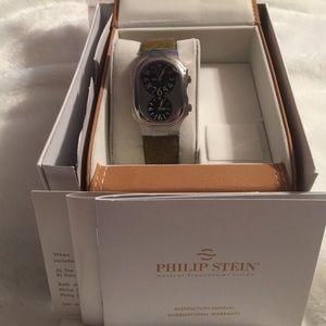Philip Stein Teslar Accessories - New Philip Stein timepiece