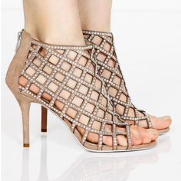 6c52b4a3d9c M 57fc19e69c6fcff18f0045d8. Other Shoes you may like. MICHAEL KORS BRAIDED  HEELS