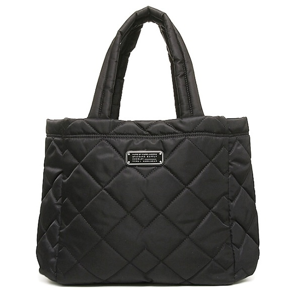 b24045c2437a Marc Jacobs small Crosby quilted nylon tote
