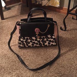 Betsey Johnson Handbags - Betsey Johnson Leopard Purse