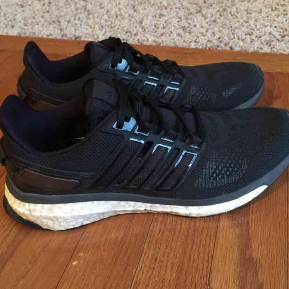 Tennis Express ADIDAS Men`s Tennis Energy Boost Shoes Unity