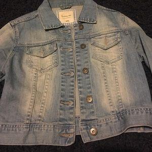 Jackets & Blazers - Jean jacket.