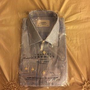 Charles tyrwhitt on poshmark for Mens dress shirts charles tyrwhitt
