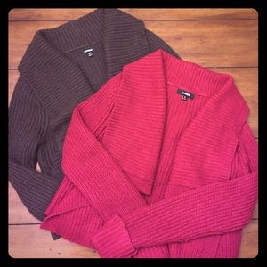 Express Sweaters - Express Sweater Set