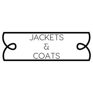 Jackets & Blazers - JACKETS AND COATS ➡️