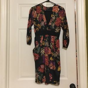 H&M CONSCIOUS COLLECTION Flower Dress