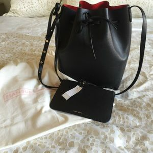 NWT Mansur Gavriel bucket bag