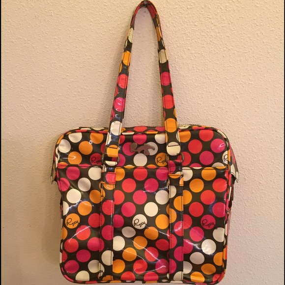 Roxy Bags Polka Dot Carryon Bag Poshmark