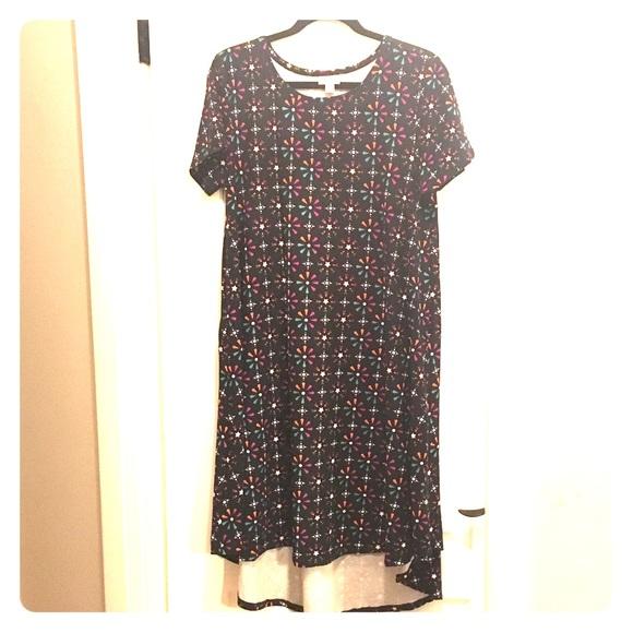 Lularoe Carly Dress *Leggings Material*