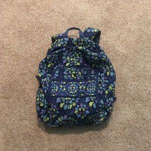 Handbags - Vera bradley large backpack