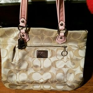 Cute authentic Coach bag