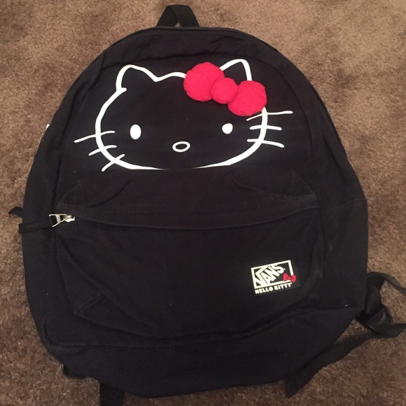 94c962f636b6 Hello Kitty Vans backpack. M 57fc54ea41b4e0f006005b10