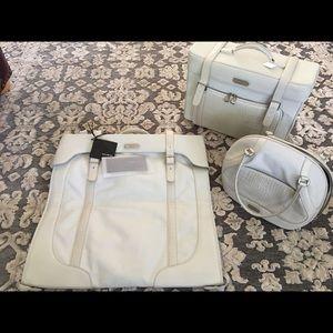 Alexander McQueen Handbags - Alexander McQueen Samsonite CARRY ON PURSE BAG